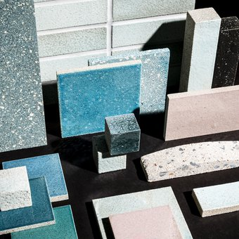 Journal: Spring/Summer 2019 trends for sustainable tiles and surfaces